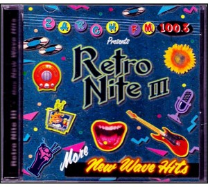 Retro Nite III - More New Wave Hits CD